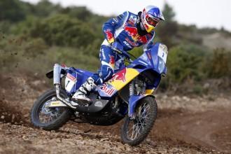 Rally Dakar  8. etapa