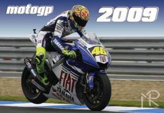Grand Prix kalendář 2009
