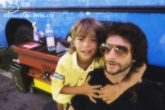 Graziano Rossi: Valentino může jezdit do 46