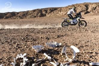 Rally Dakar 2020: 9. etapa