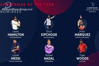 Marquez nominován na Laureus Sports Awards
