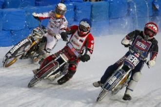 MS Ice Speedway Berlin - sobota