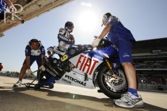 Před MotoGP v Catalunyi