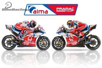 Představení Alma Pramac Racing