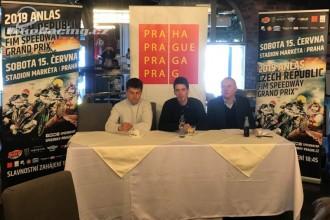Tisková konference AK Markéta Praha