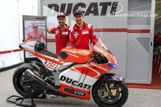 Ducati před Jerezem