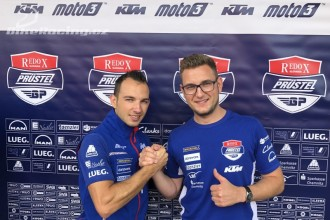 Kubajz i nadále s Redox Pruestel GP