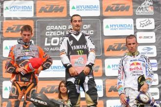 Startovní listina MX GP 2009