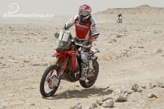 Sealine Cross-Country Rally – 4. etapa