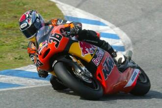 Testy 125 a 250 ccm v Jerezu  3. den