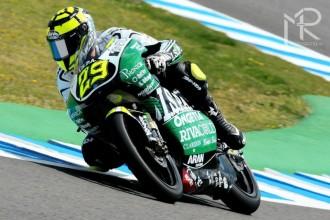 GP Catalunye  závod 125cc
