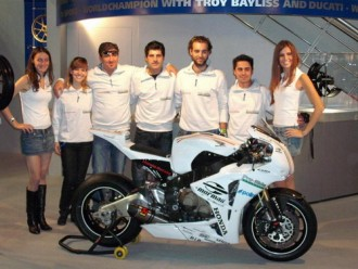 Gregorio Lavilla ve WSBK za tým Pro-Bike Honda