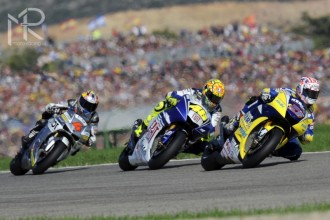 Tým Yamaha Tech 3 vybojoval 4. místo