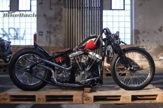 All Ride Show zve na custom do Továrny