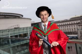 Jonathan Rea získal čestný doktorát