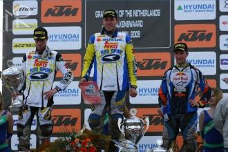 Motokrosové GP odstartovalo v Holandsku
