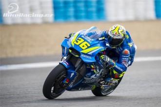 Suzuki po testech v Jerezu