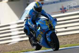 Tým Rizla Suzuki MotoGP připraven na Brno