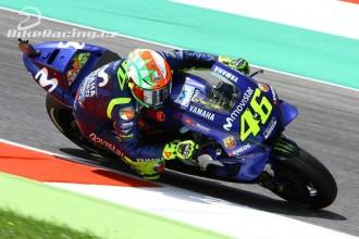 Yamaha před GP Katalánska