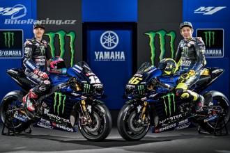 Představení Monster Energy Yamaha MotoGP