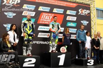 Supermoto GP Itálie – Ottobiano