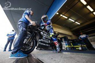 MotoGP test Jerez obrazem
