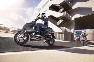 Skútry Yamaha na výstavě EICMA