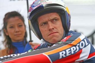 Dougie Lampkin a Beta společně v roce 2008