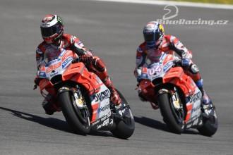 Ducati věří v návrat do popředí MotoGP