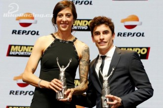 Marc Marquez španělským sportovcem roku
