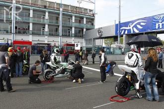 Motorky na baterky s MotoGP v Laguna Sece