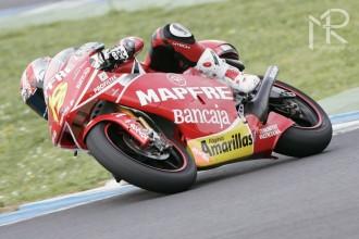 GP Catalunye  závod 250cc