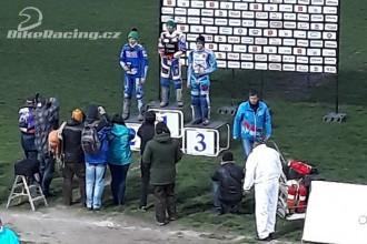 Druhé kolo MČR juniorů vyhrál Jan Kvěch