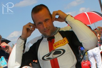 Jiří Dražďák za DFX Racing