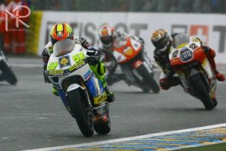 Pešek po GP Francie
