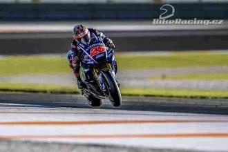 Test MotoGP Valencie – úterý