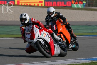 Magny Cours - STK, QP1