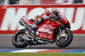 U Ducati připraveni na další boj
