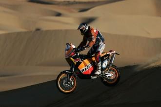 U KTM jsou připravení na Dakar