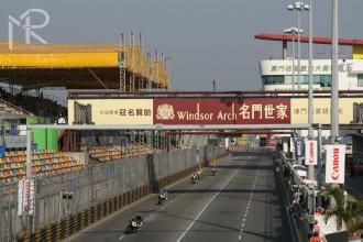 42th Macau Grand Prix  závod