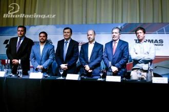 Argentina bude hostit MotoGP do roku 2021