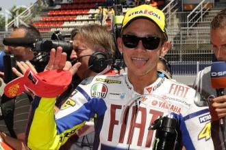 GP Catalunye  závod MotoGP
