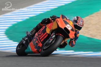 Jezdci KTM hodnotí test pozitivně