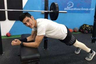 Navarro zpět v tréninkovém zatížení