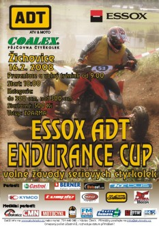 2. závod Essox ADT Endurance Cup