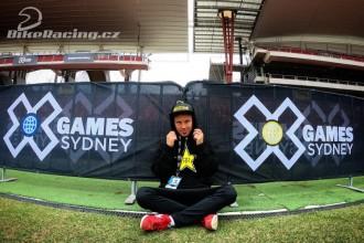 Podmol usiluje o další medaili z X-Games