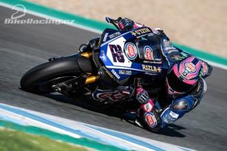 Test WSBK Jerez 2019 - středa