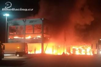 Drama v Jerezu, MotoE lehlo popelem