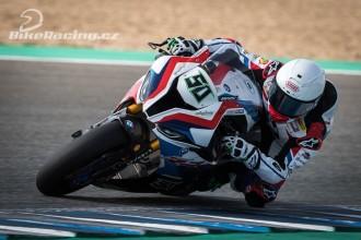 Jezdci BMW po testech v Jerezu