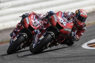 Jezdci Ducati se těší na Brno